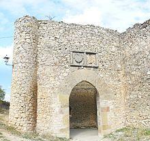 Puerta del Monte Palazuelos Spain.