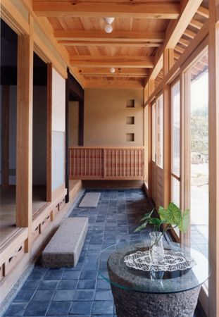 #Japan renewal of a traditional folk house