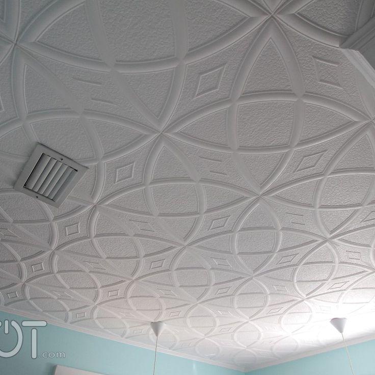25 Best Acoustic Ceiling Tiles Ideas On Pinterest