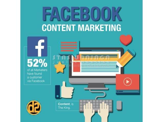 Webinar Facebook Content Marketing | Ratna Jakarta - Jual Beli Online Mudah Dan Aman | Stasiunniaga.com