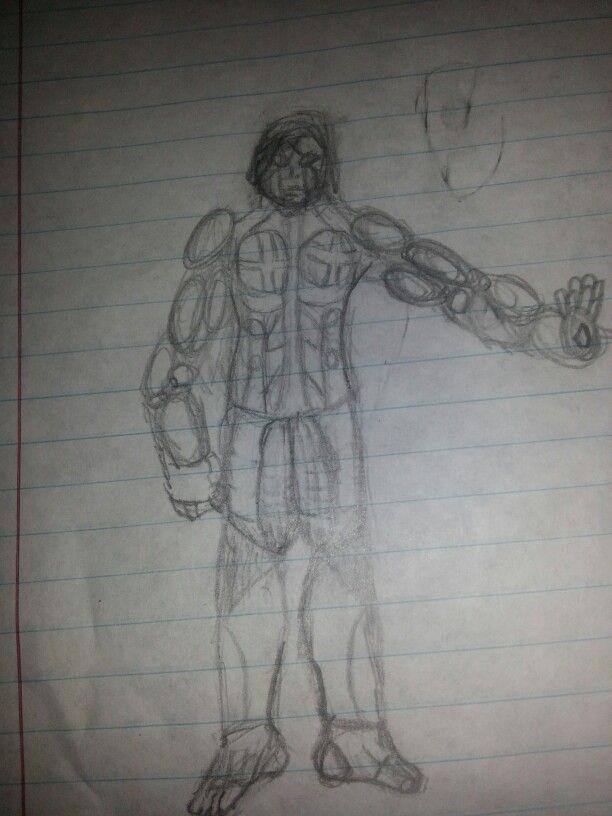 Cyborg human