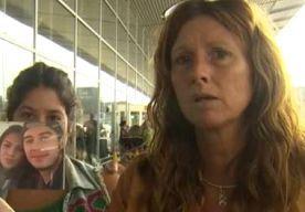 20-Jul-2014 17:40 - MOEDER: 'POETIN, GEEF MIJN KINDEREN TERUG, ALSJEBLIEFT'. Silene Frederiksz - moeder van de 23-jarige Bryce die met zijn vriendin Daisy van 20 in rampvliegtuig #MH17 zat - doet een openlijke oproep aan de...