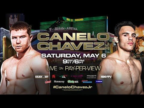 Canelo Alvarez vs Julio Cesar Chavez Jr preview with Nabate Isles