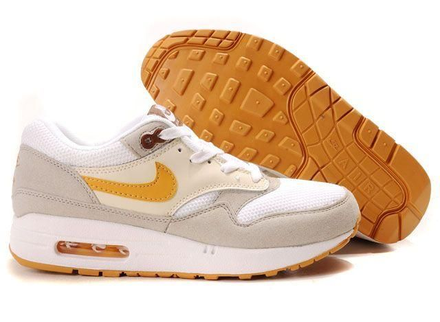 nike air max shoes nike air max 87 white gray yellow nike air max 87 here we have the freshly design