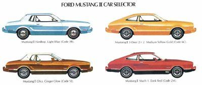 No V-8 engine was offered on the 1974 Ford Mustang. Learn how buyers coped with the Lima V-6 engine, the Mach I and other 1974 Ford Mustang options.