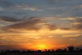 Summer sun set. #seasonsforgrowth