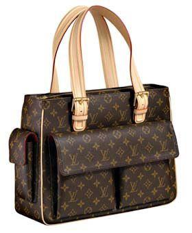 Louis Vuitton Multiplicite Bag
