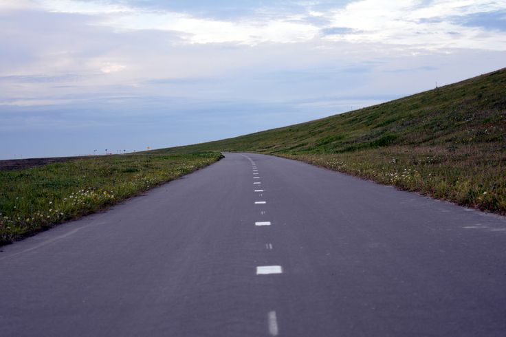 The road ahead...