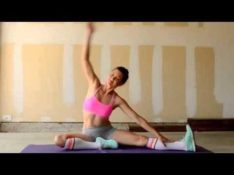 Boy Uzatma Egzersizleri - YouTube