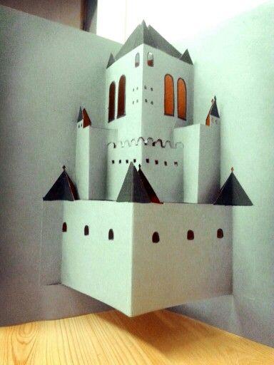 Torre Alcazar kirigami