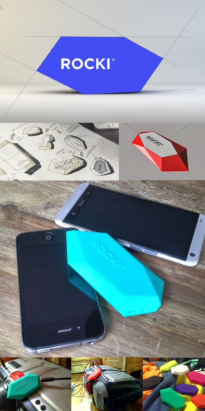 99 Best Ingenious Images On Pinterest Product Design Creativity Recycled Circuit Board And Music Cd Wall Clock Geekery With Copper Rocki Wifi System From Every Phone To All Speakers By Kickstarter