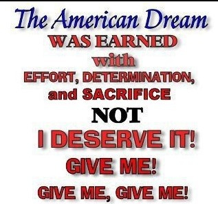 freedom the manifestation of the true american dream An enduring ideology: the american dream in the twentieth century  future,  but where their dreams can actually come true it is a place where hope  ideals  of freedom, equality and opportunity, which then manifested in.