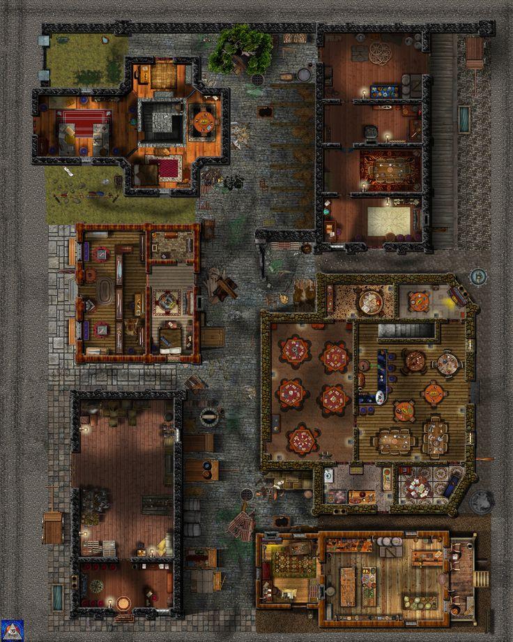 Pathfinder Town Token Related Keywords & Suggestions - Pathfinder