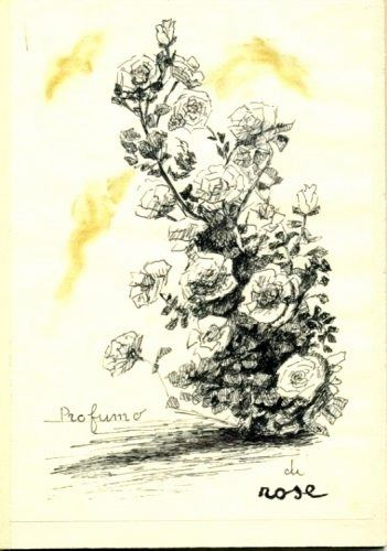 9 pensieri (8) IV - Profumo di rose  -Clicca per ingrandire