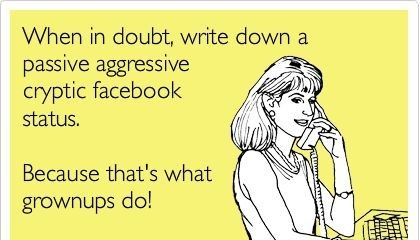 "- 24 Quotes that Best Describe ""Passive Aggressive"" - EnkiVillage"