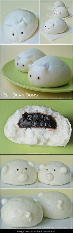 Steamed Buns Recipe