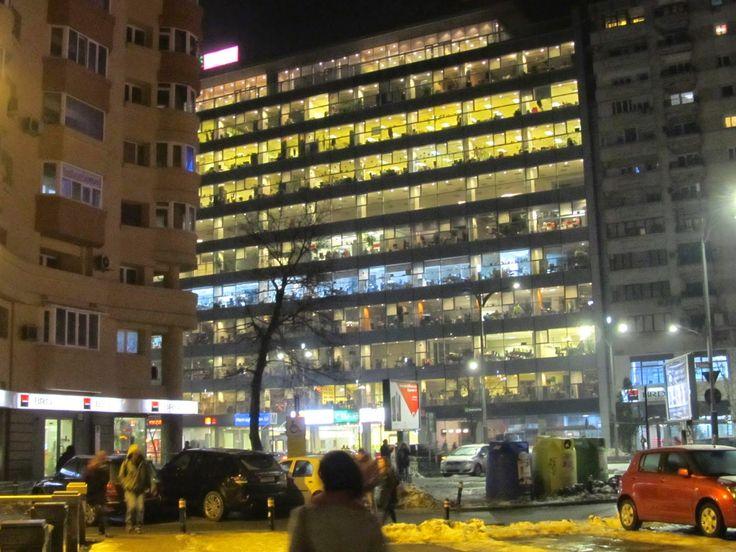 Bucureşti: Muncă de noapte