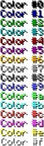 Formatting codes – Official Minecraft Wiki