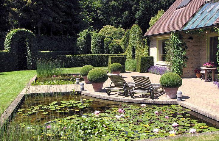 бельгийский стиль в ландшафтном дизайне: 25 тыс изображений найдено в Яндекс.Картинках