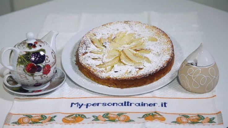 Foto Torta di mele light