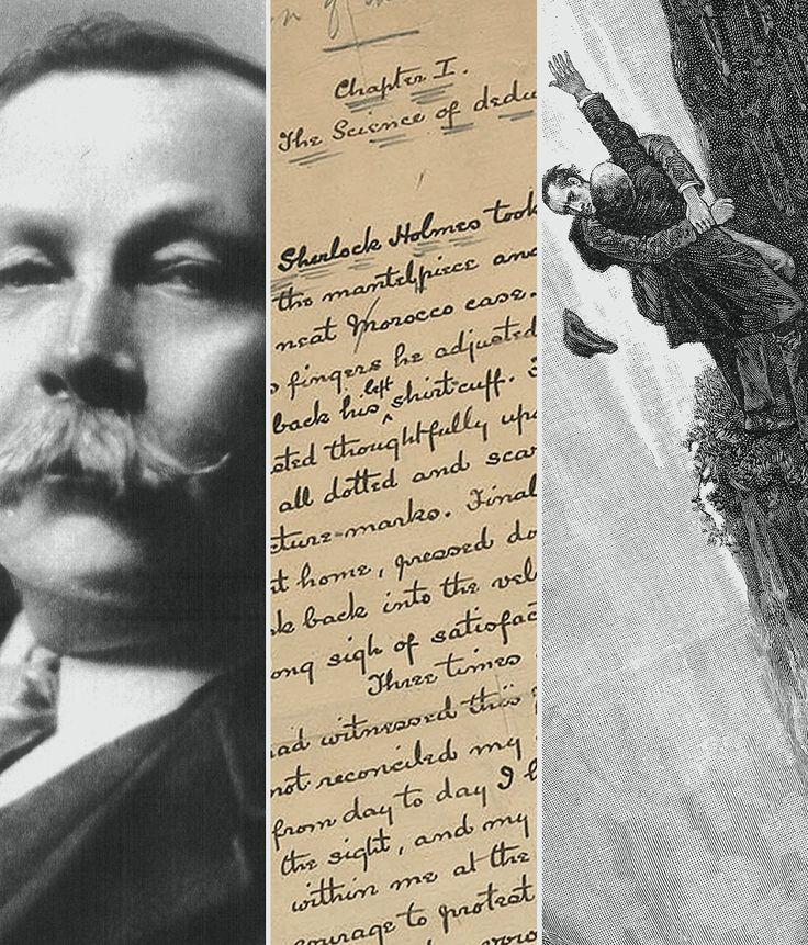 arthur conan doyle 3 essay Sir arthur conan doyle:letters  sir arthur conan doyle replies to critics (3 january 1929) not second-hand best mediums all tested (10 january 1929.