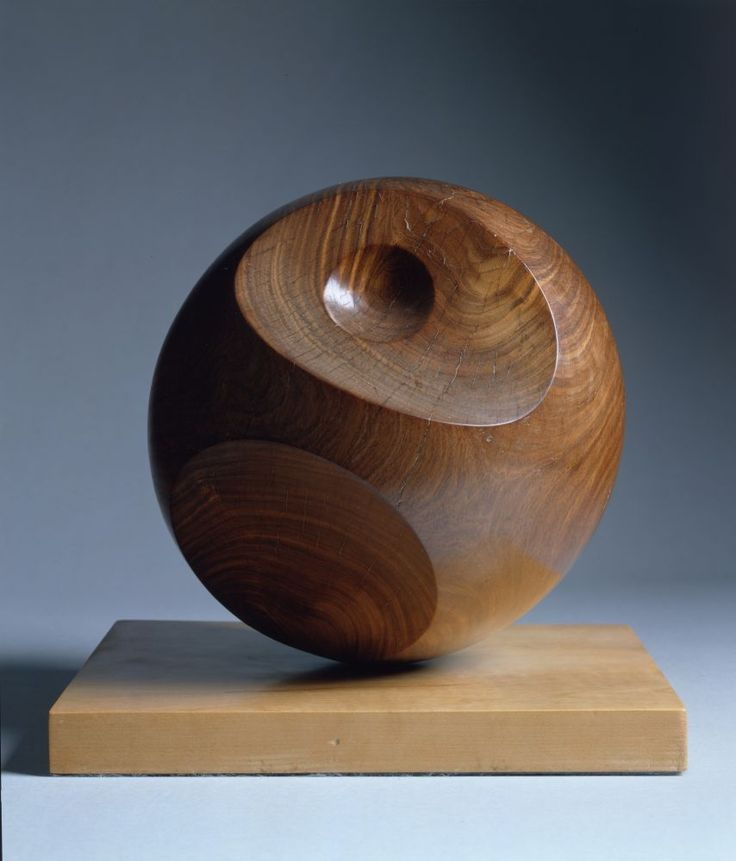 Hepworth - Helicoid in Sphere