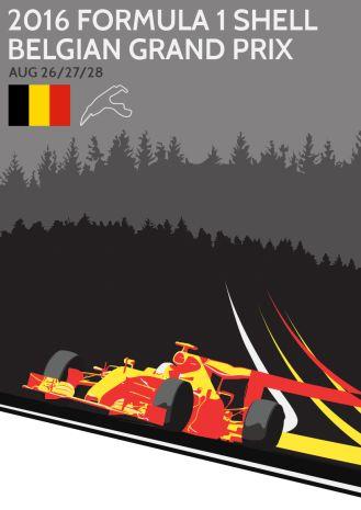 Belgium Grand Prix 2016                                                       …