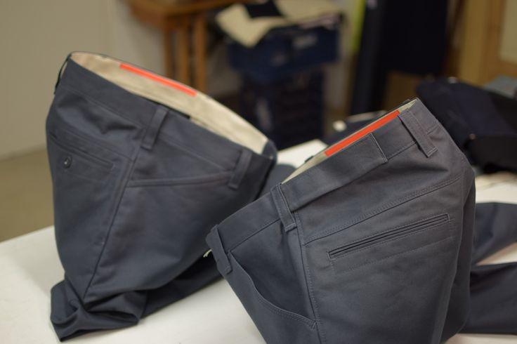 INDNAT Hosen Jeans und Shorts aus 100% Bio Baumwolle kbA, Organic Cotton Denim, Kord, Bio Leinen kbA, Lodenhosen aus Schladminger Loden und Anzughosen. Hosen aus fairer, handgefertiger Herstellung / München - Barcelona