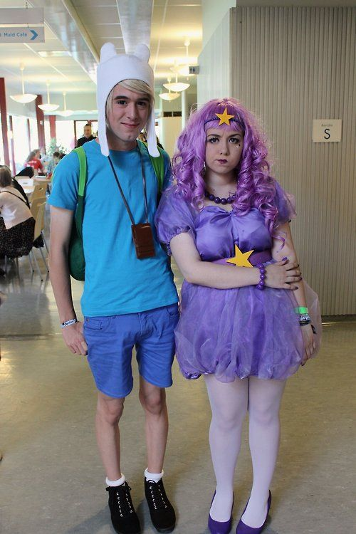 adventure time cosplay  Tumblr LOVE HER LUMPY SPACE PRINCESS COSTUME
