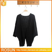 Ladies open back black cable knit sweater poncho Best Seller follow this link http://shopingayo.space