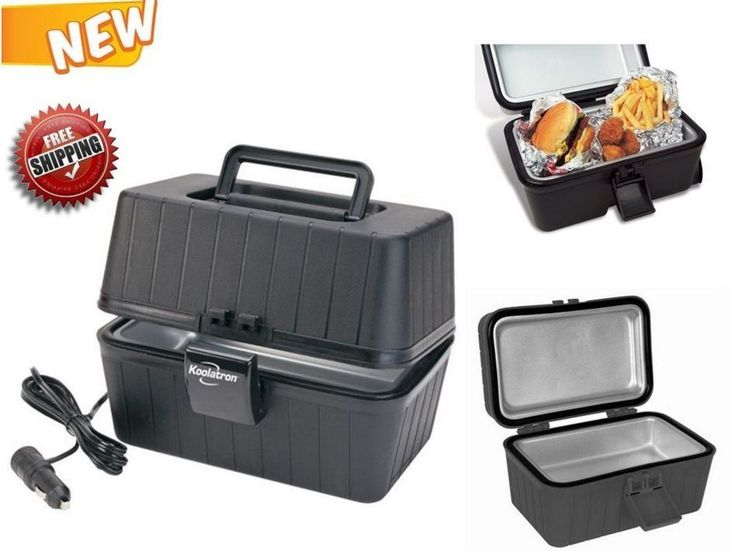 Electric Heating Car 12v Lunch Box Container Storage