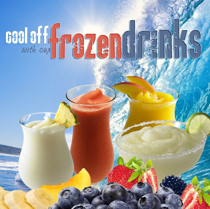 Cool off this summer with Island Oasis frozen drinks! http://www.islandoasis.com/flavors/island-oasis