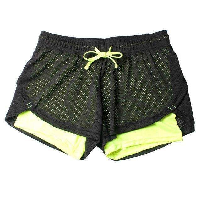 Detector Women Ladies Shorts Women Fitness Sport Shorts Women'S Printed Cool Women Sport Short