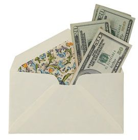 Wedding day tipping, how much to tip your wedding vendors