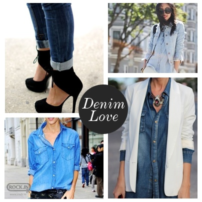 Trending Denim! #SS13 #denim