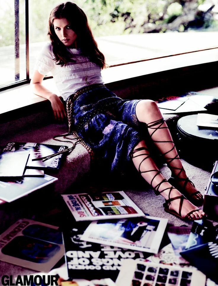 Anna Kendrick's June 2015 Glamour Cover | POPSUGAR Fashion