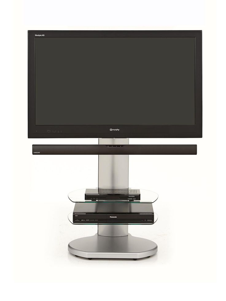 Off The Wall No More Wires Origin TV Stand - fits up to 55 inch TV | littlewoods.com