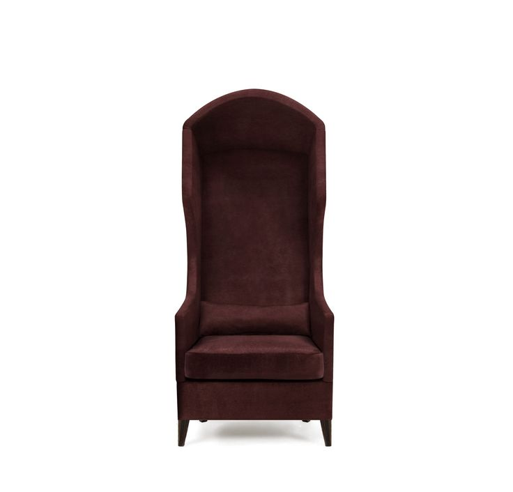 JOURNEY Armchair | Modern Chairs | Velvet Chair | Chair Design | #modernchairs | #livingroomchairs | #armchairs | Find more at: http://brabbu.com/category/upholstery