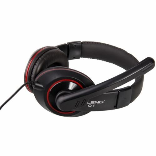 USB Stereo Headphone Microphone, OV-Q1