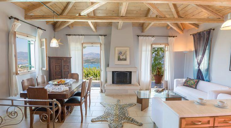 Interior design! Villa for rent!