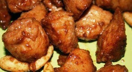 Cucino ergo Mangio: Pollo alla salsa di soia