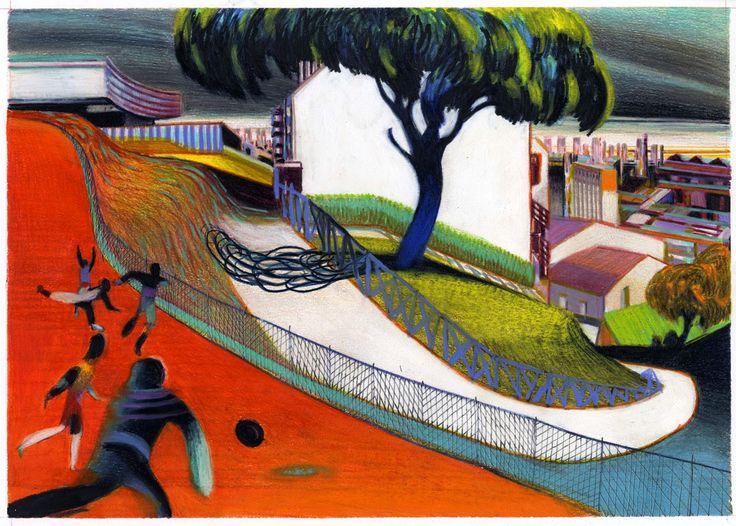 Lorenzo Mattotti...   Kai Fine Art