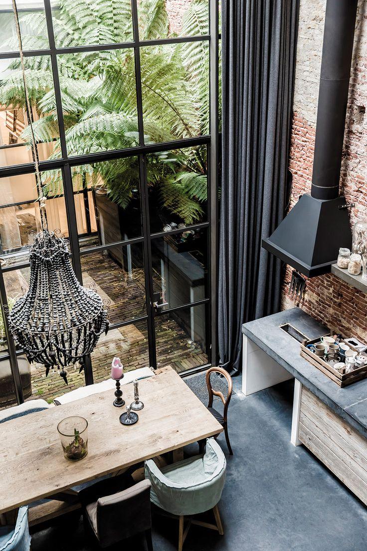 Loft Industriel | MilK decoration