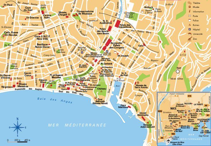 Top Ten Restaurants in Nice