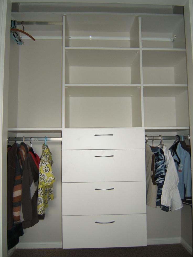 Childrens wardrobe storage