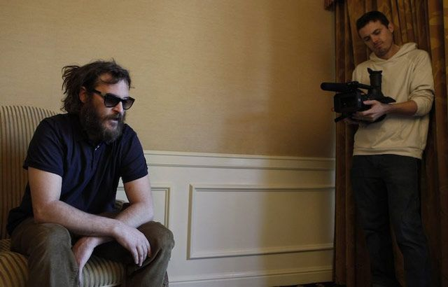 Casey Affleck To Direct Joaquin Phoenix (To Grow Crazy Beard Again Probably)