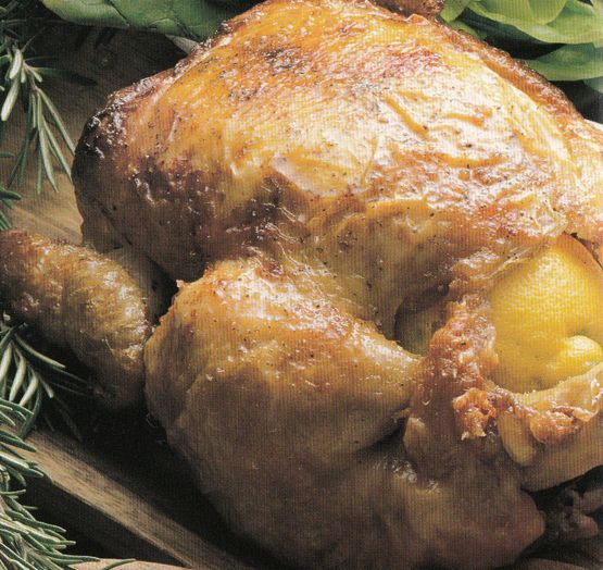 Fırında Limonlu Tavuk Tarifi