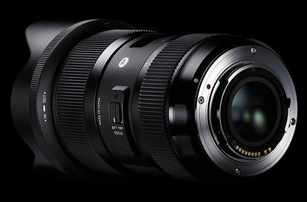 Sigma May Be Building a Groundbreaking 24-70mm f/2 Lens for Full Frame Cameras