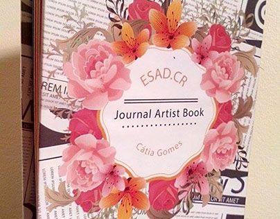 Journal Artist Book