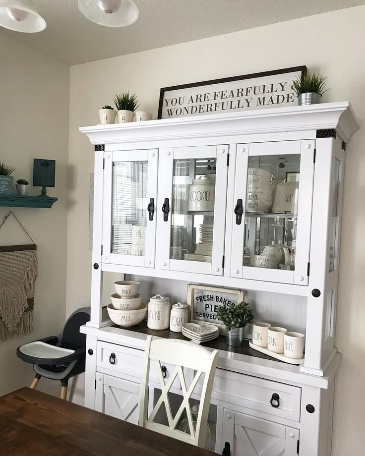 25 Dining Room Cabinet Designs Decorating Ideas: Best 25+ Rustic Hutch Ideas On Pinterest